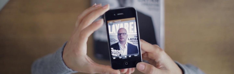Layar: augmented reality | yndenz