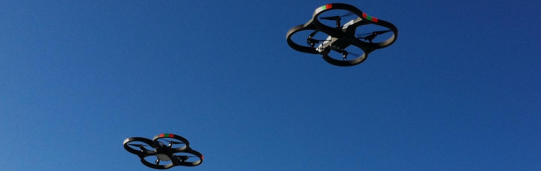 Samenwerking inzake drone met camera | yndenz