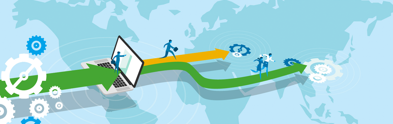 Uw website optimaliseren voor het buitenland | yndenz