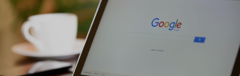 Nieuwe layout Google resultatenpagina | yndenz