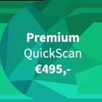Kies voor een grondige analyse met de Premium QuickScan