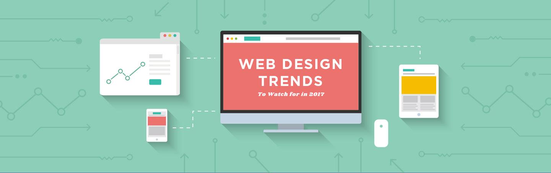 De webdesign trends voor 2017 | Online marketingbureau yndenz