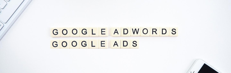 Google Adwords vanaf nu Google Ads | yndenz